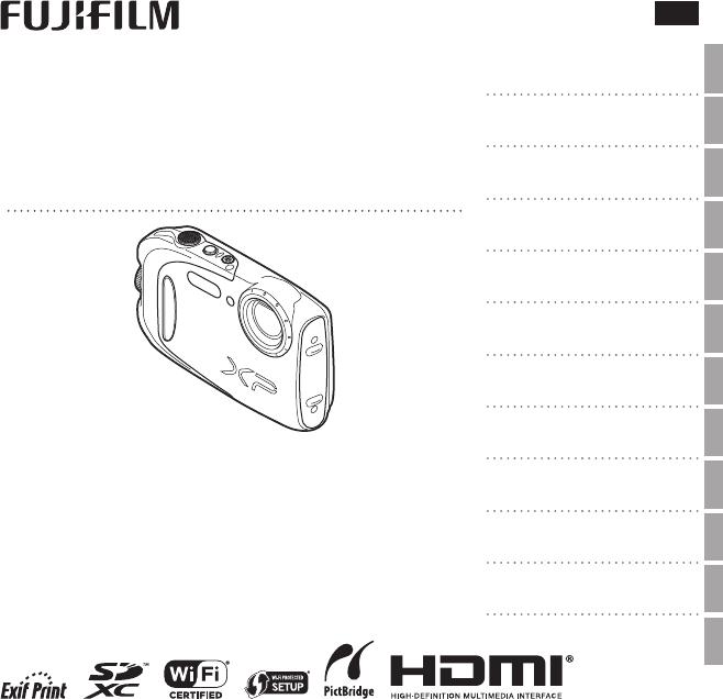 Handleiding Fujifilm FinePix XP70 (pagina 1 van 134) (English)