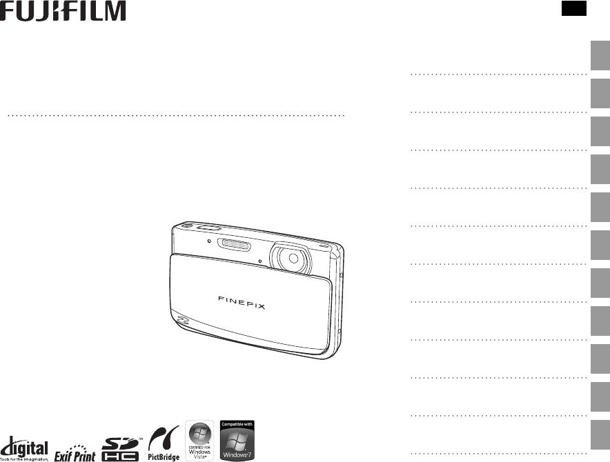 Handleiding Fujifilm Finepix Z81 (pagina 1 van 128) (English)