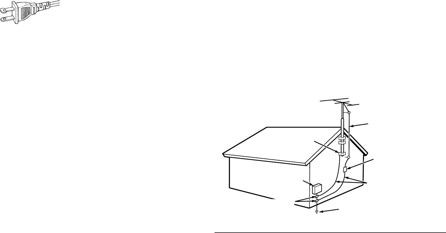 Handleiding Marantz SR-4600 (pagina 3 van 41) (English)