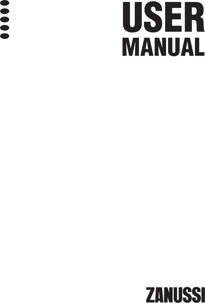 Handleiding Zanussi ZRT27100WA (pagina 1 van 48) (Deutsch