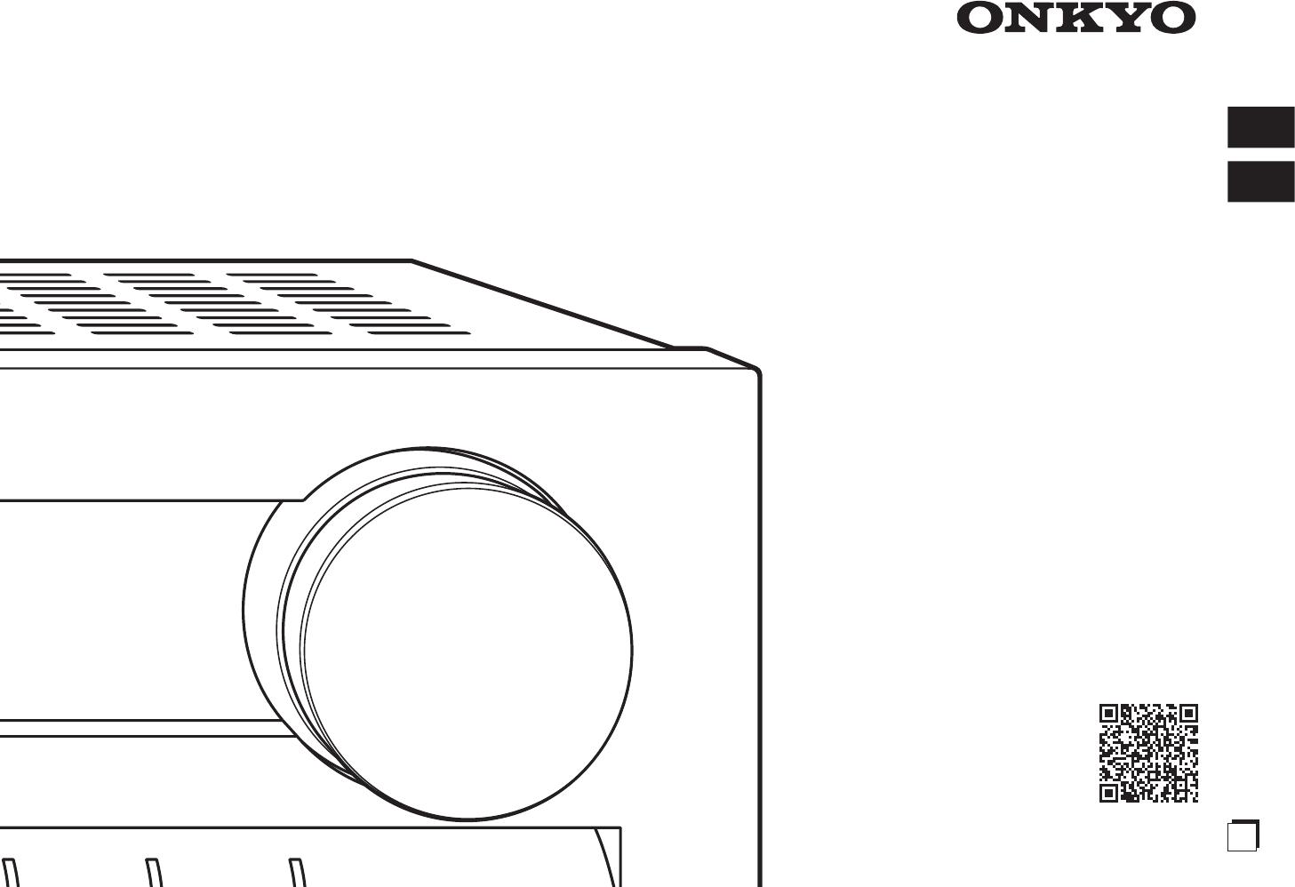 Handleiding Onkyo TX-NR3030 (pagina 1 van 48) (Espanõl