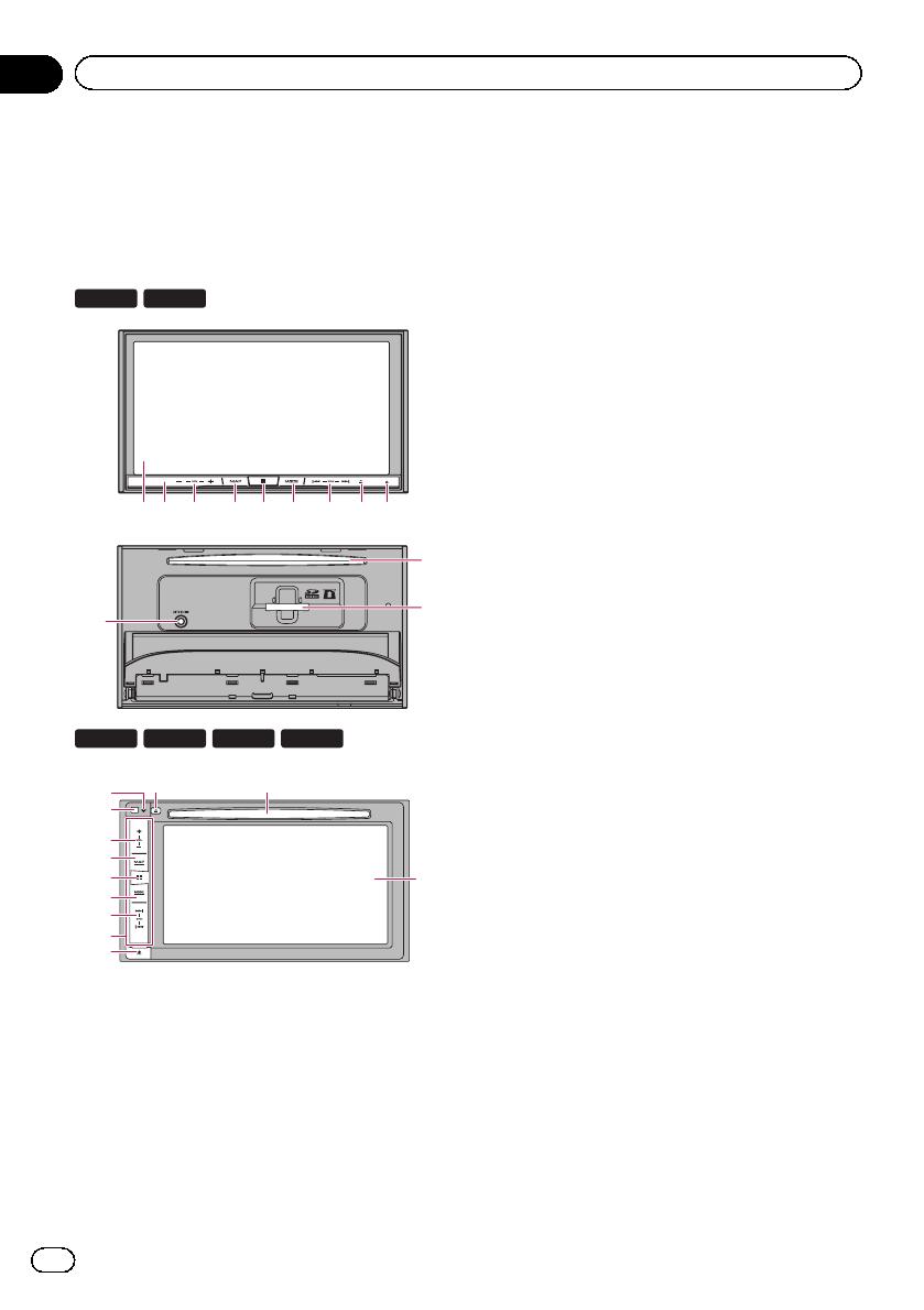 Handleiding Pioneer AVIC-F970BT (pagina 12 van 240) (English)
