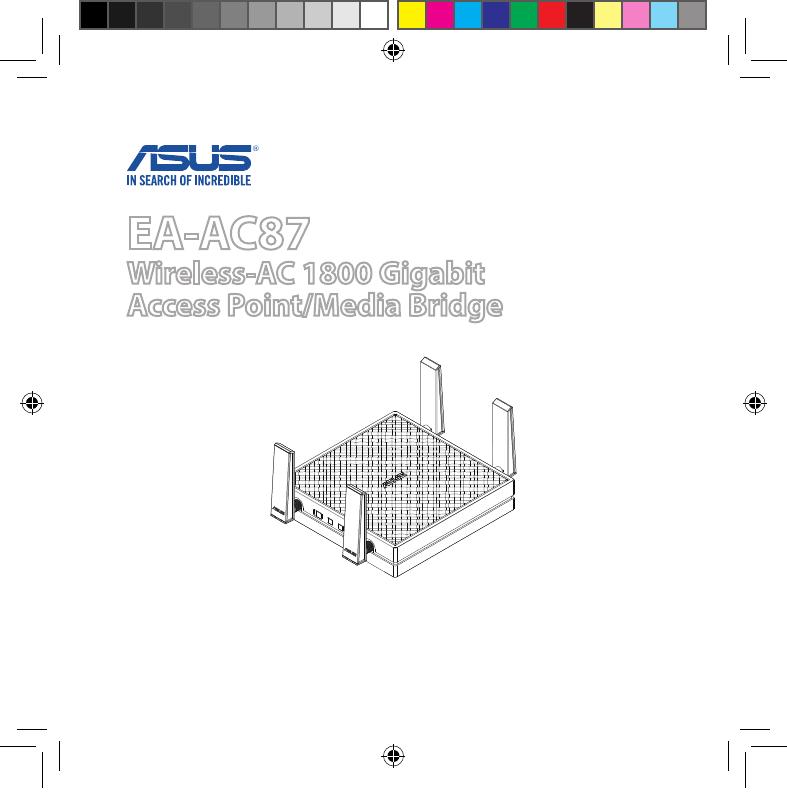 Handleiding ASUS EA-AC87 (pagina 1 van 341) (Alle talen)