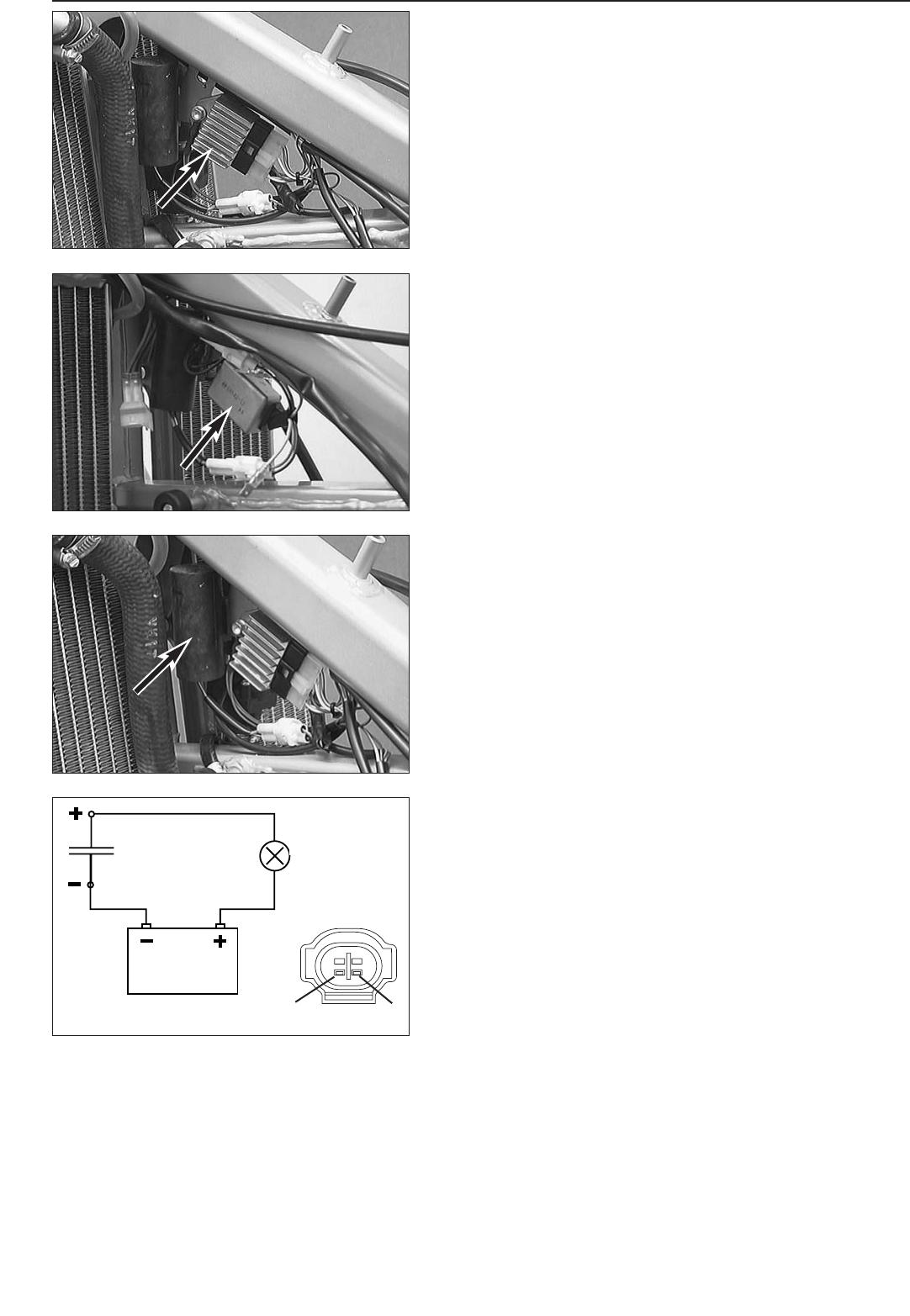 hight resolution of repair manual ktm 250 300 380 art no 3206004 e