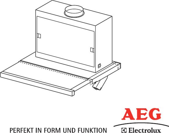Handleiding AEG Electrolux 7509 D (pagina 1 van 15