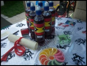 Ninjago Geburtstagsfeier zum Kindergeburtstag