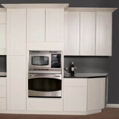 Buy White Kitchen Cabinets Round Table Seats 8 Antique From Gec Cabinet Depot