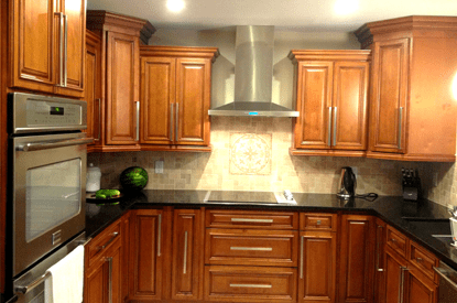 Options.) but sourcing pieces that work together is ea. Stunning Modern Walnut Kitchen Cabinets Gec Cabinet Depot