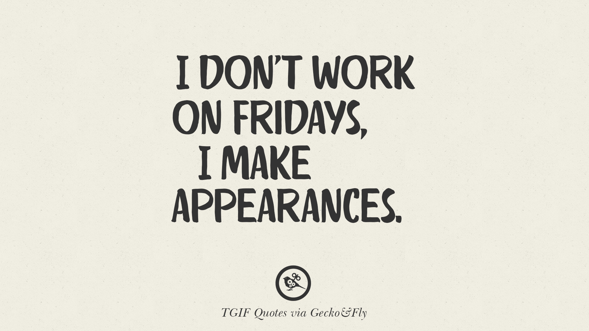 20 TGIF [ Thank God It's Friday ] Meme Quotes & Messages