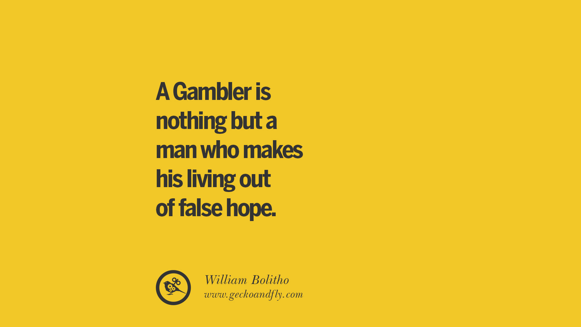 39 Inspirational Quotes For Gambling Addicts Quotes For Life