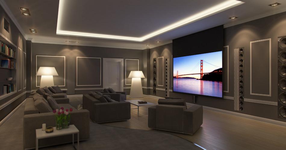 Home Cinemas  Gecko Home Cinema