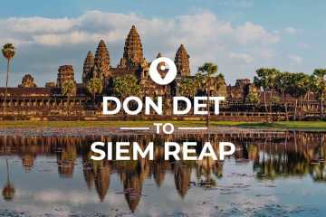 Don Det to Siem Reap cover image