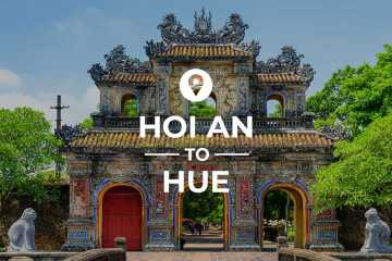 Hoi An to Hue cover image