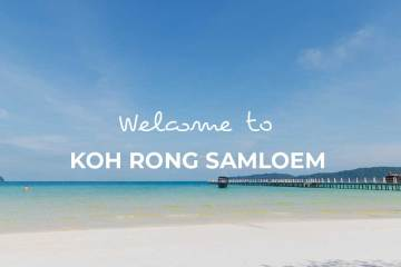 Koh Rong Samloem ferry routes