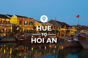 Hue to Hoi An cover image