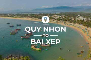 Quy Nhon to Bai Xep cover image