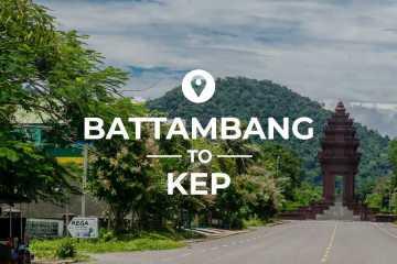 Battambang to Kep cover image