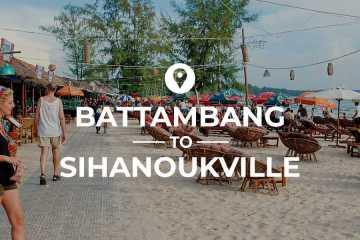 Battambang to Sihanoukville cover image