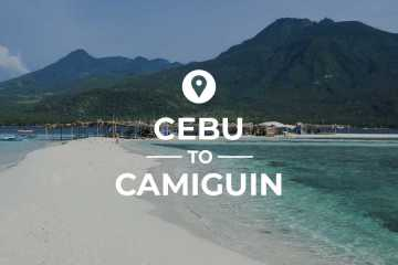 Cebu to Camiguin cover image