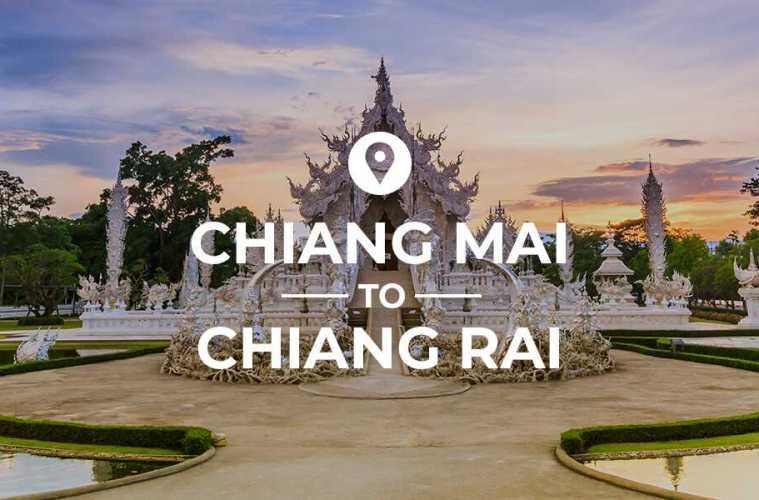 Chiang Mai to Chiang Rai cover image