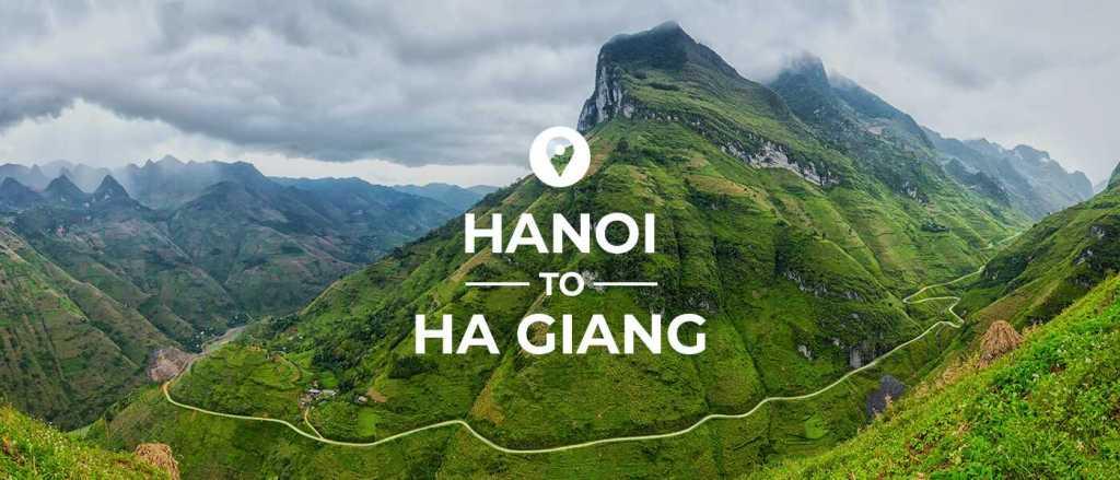 Hanoi to Ha Giang cover image