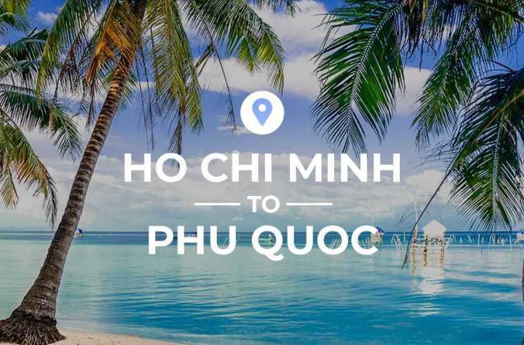 Ho Chi Minh to Phu Quoc cover image
