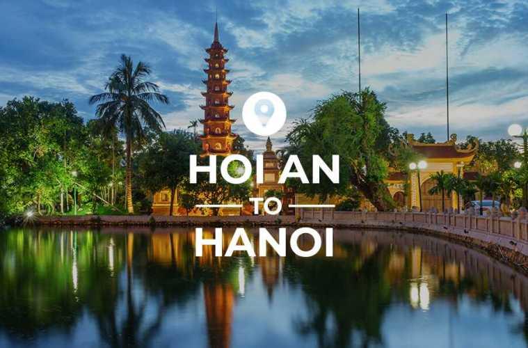 Hoi An to Hanoi cover image