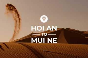 Hoi An to Mui Ne cover image