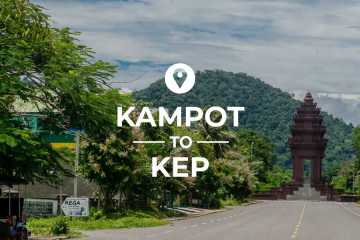 Kampot to Kep cover image