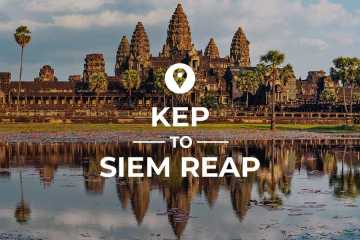 Kep to Siem Reap cover image