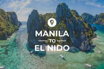 Manila to El Nido cover image