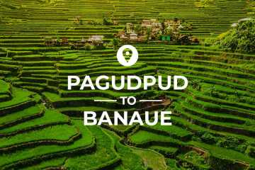 Pagudpud to Banaue cover image