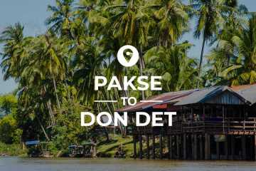 Pakse to Don Det cover image