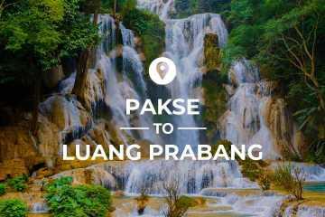 Pakse to Luang Prabang cover image