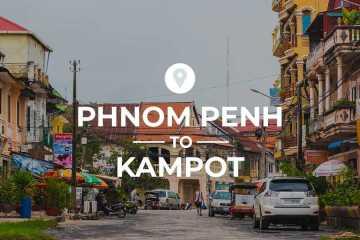 Phnom Penh to Kampot cover image