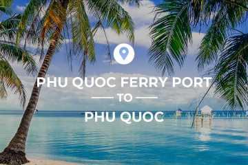 Phu Quoc Ferry Port (Bai Vong) cover image