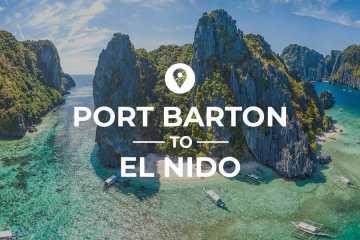 Port Barton to El Nido cover image