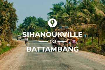 Sihanoukville to Battambang cover image