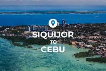 Siquijor to Cebu cover image