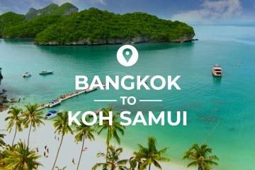Bangkok to Koh Samui cover image