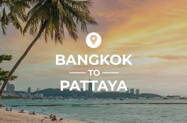 Bangkok to Pattaya cover image