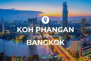 Koh Phangan to Bangkok cover image