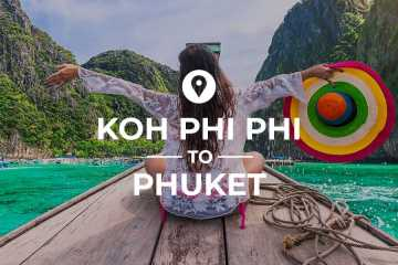 Koh Phi Phi to Phuket coverimage