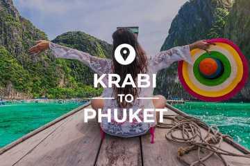 Krabi to Phuket coverimage
