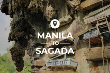 Manila to Sagada cover image