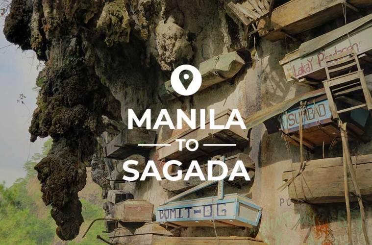 Manila to Sagada cover image