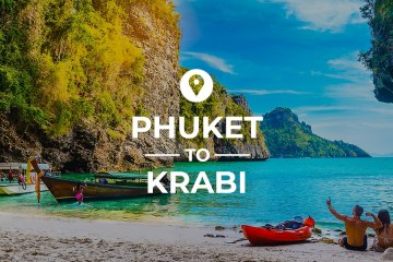Puket to Krabi cover image