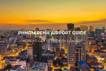 Phnom Penh Airport to center