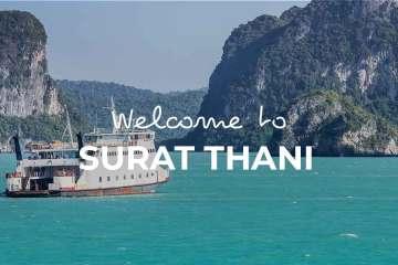 Surat Thani - Thailand coverimage