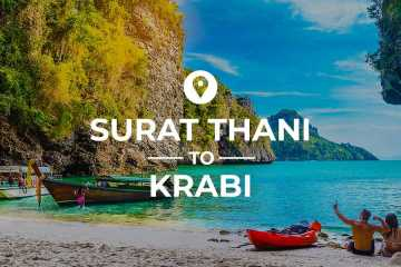Surat Thani to Krabi - Thailand